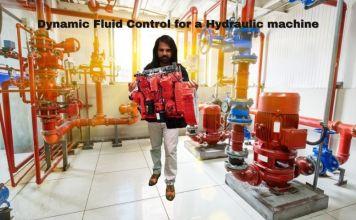 Engineering Hydraulic Machine for fluid control