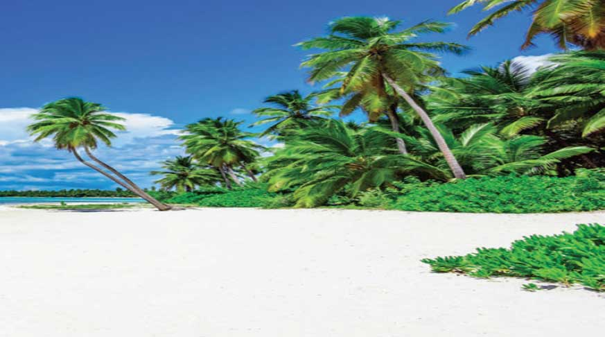A wonderful marine place, next to corals, lobsters and iguanas, Cay white the south to Cuba will be unforgettable
