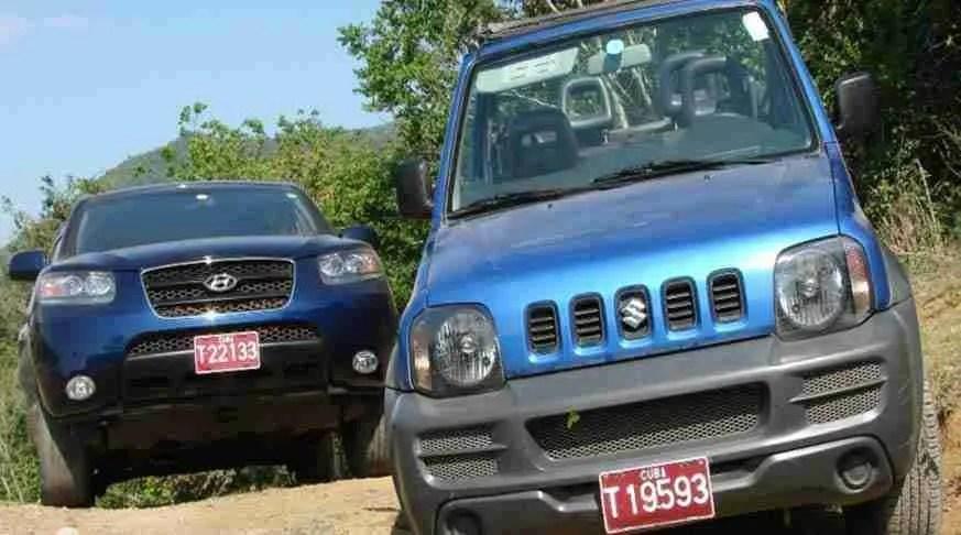 Jeep Safari Nengoa