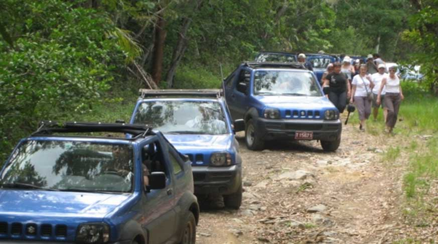 Guanayara Jeep