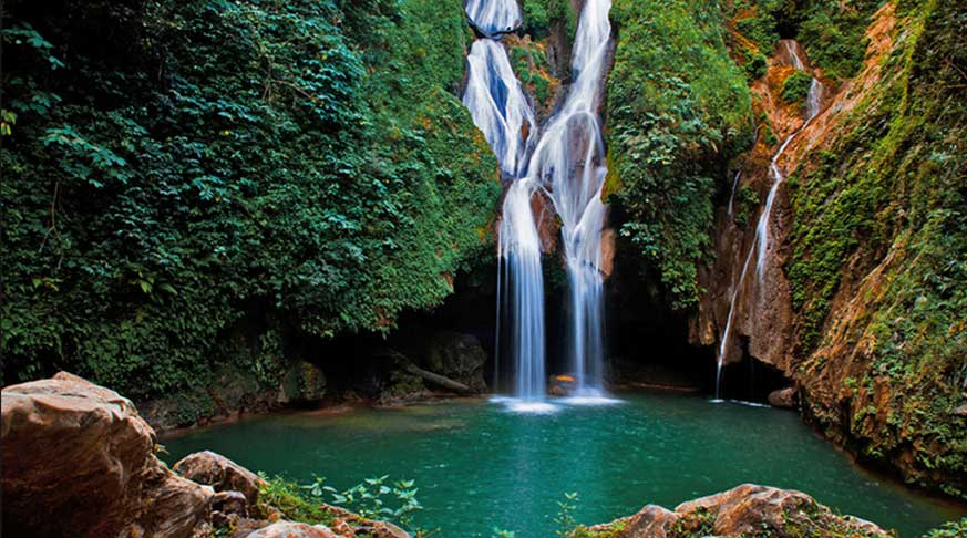 interesting Escursion to caburni park at topes de collantes between waterfall, sea and the montains