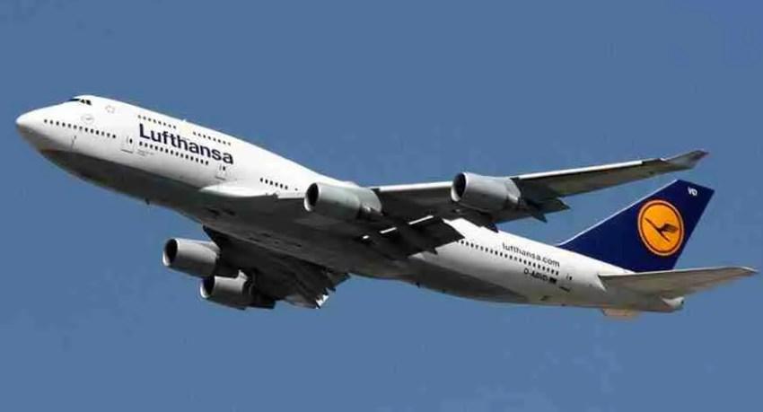 vuelos lufthansa air line