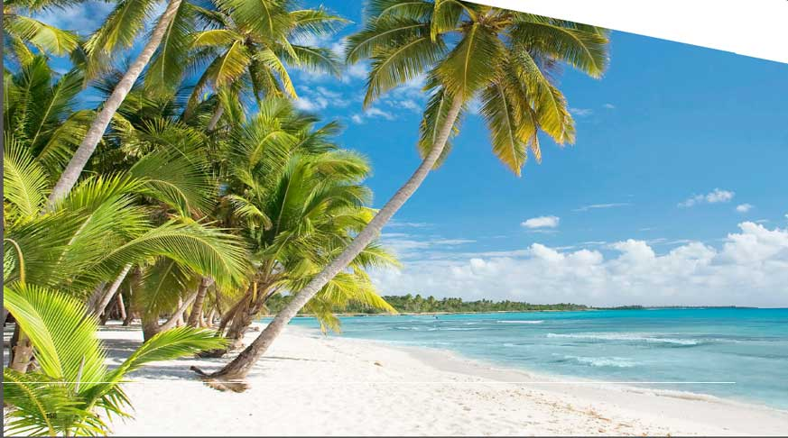 Only sun and beach in trinidad and varadero, cuba
