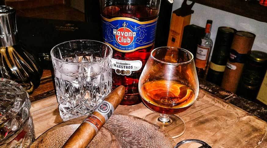 Cigar and Rum