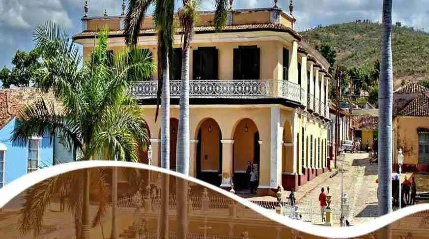 the center of cuba, guamá, cienfuegos, trinidad
