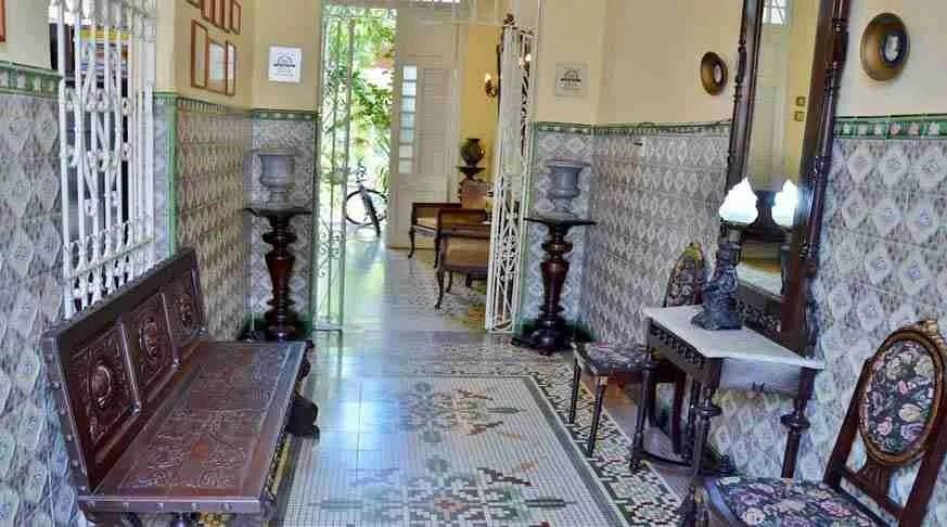 casa autentica pérgola santa clara cuba