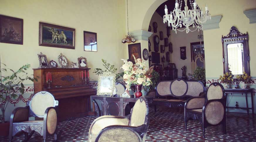 hostal perez ramos villa of remedios cuba