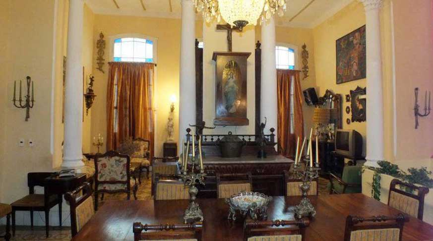casa colonial zaiden old havana cuba