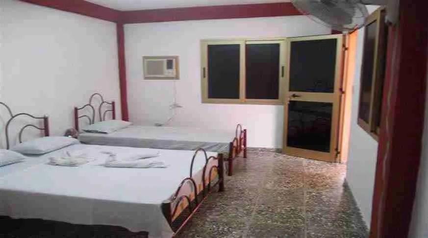 Hostal Marieta in santiago de cuba is designed to guarantee the privacy