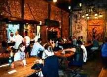 travel to trinidad. la botija tavern restaurant.