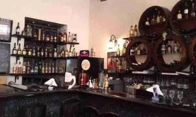 trip to havana capital of cuba. the rum rum restaurant