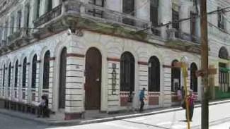 trip to santiago de cuba. the banks