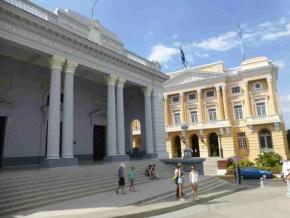 trip to santiago de cuba. emilio bacardí museum