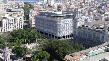 Hoteles 5 Estrellas en Cuba. hotel manzana habana
