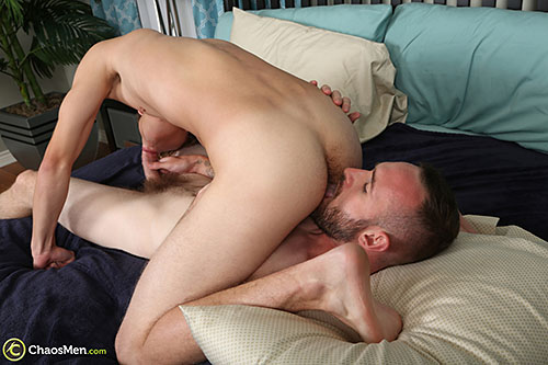 Can the all-top straight twink take a bareback fuck