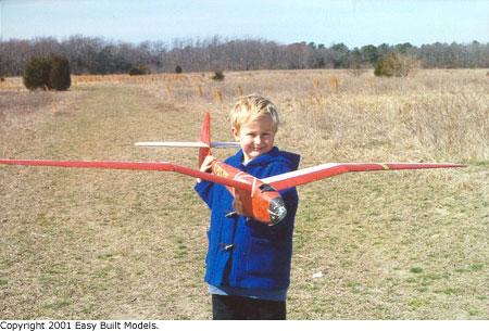 balsa wood glider kits