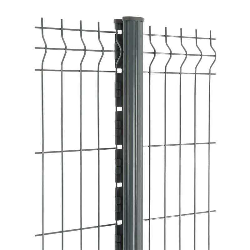 panneau grillage rigide easy pro largeur 2m50