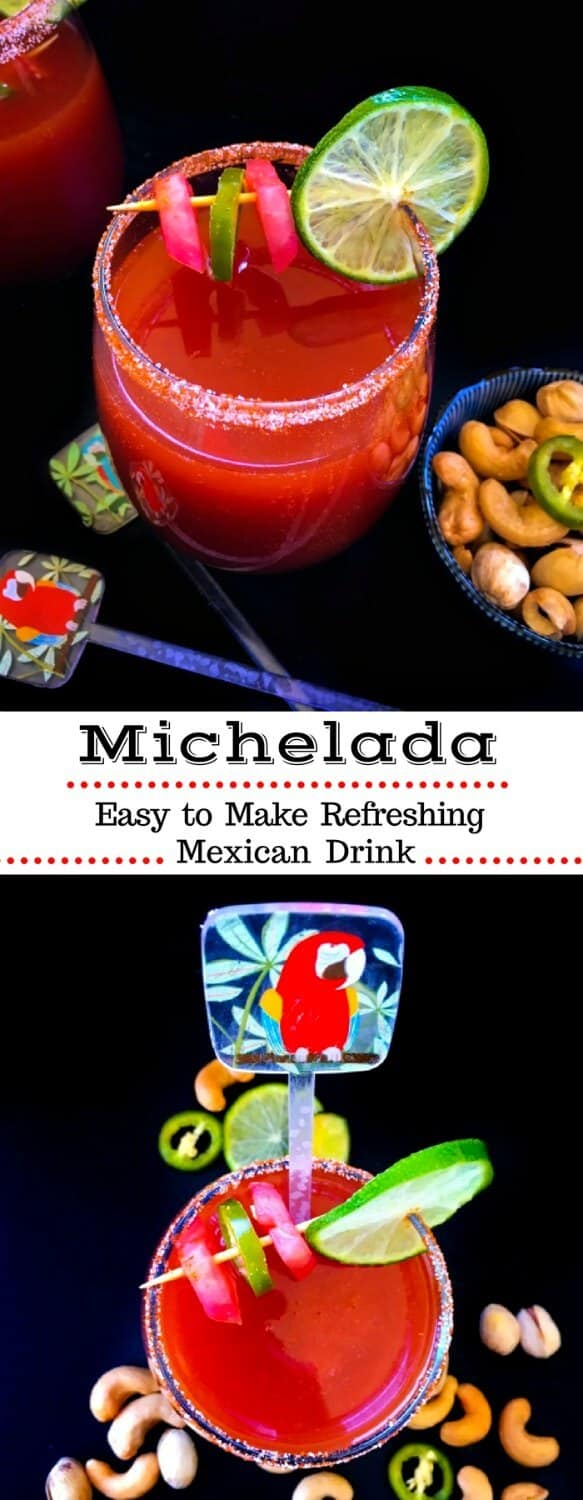 Classic Michelada Recipe - Easy to Make Refreshing Mexican ...