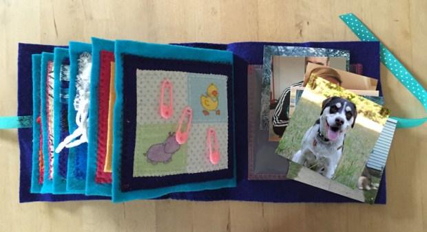 DIY Quiet Baby Book