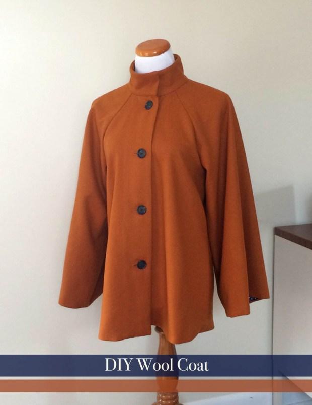 diy coat