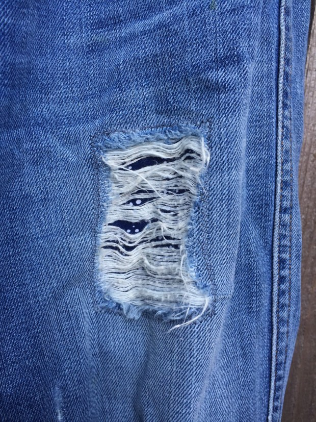 denim patch