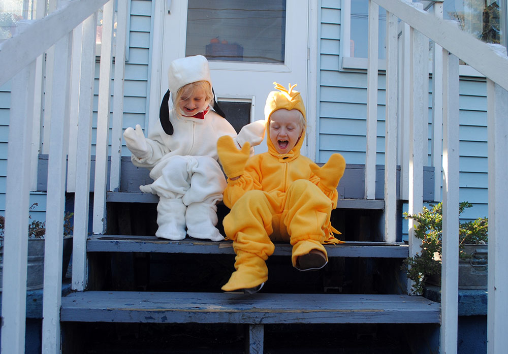 sc 1 st  Easy Craft and Sew & Snoopy and Woodstock Halloween Costumes u2013 Easy Craft and Sew