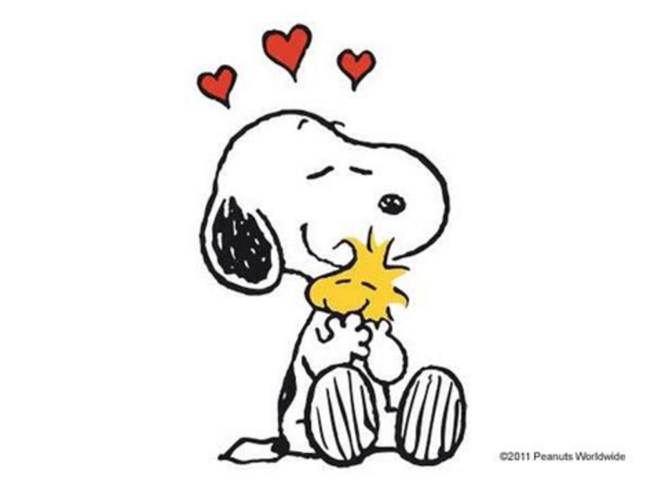 Woodstock Snoopy