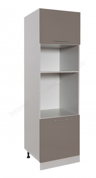meuble colonne four et micro onde 60cm