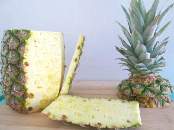 hoe snij je een ananas