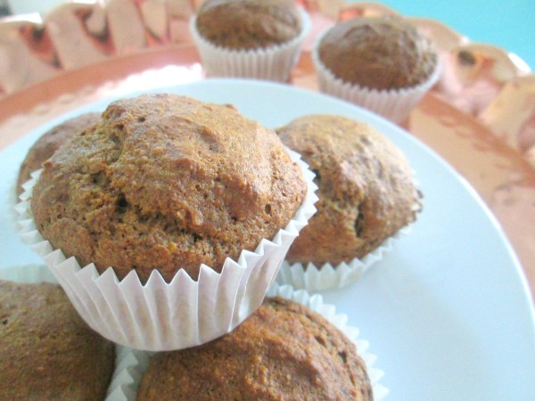 gezonde speculaas muffins