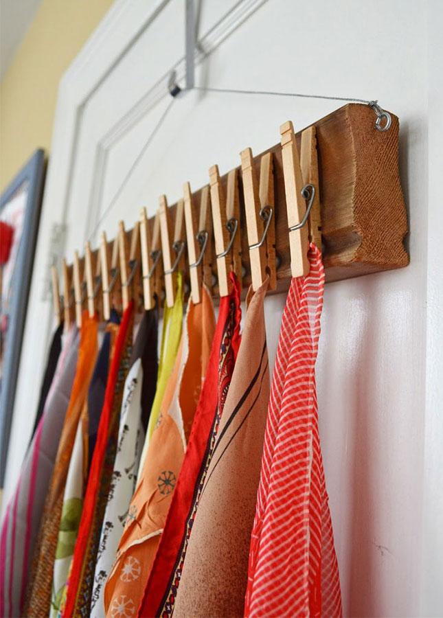 Handdoek Ophangen Keuken.Handige Opberg Ideeen Voor In De Keuken