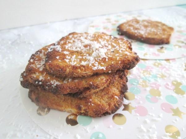 gezonde koekjes