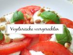 vegetarische voorgerechten