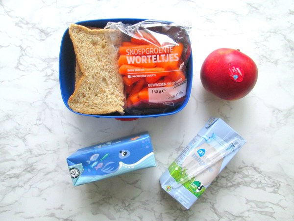 ah back to school gezonde lunchbox