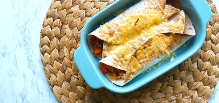 burritos zonder pakjes