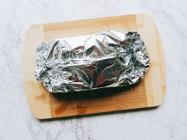 groente pakketje uit de oven