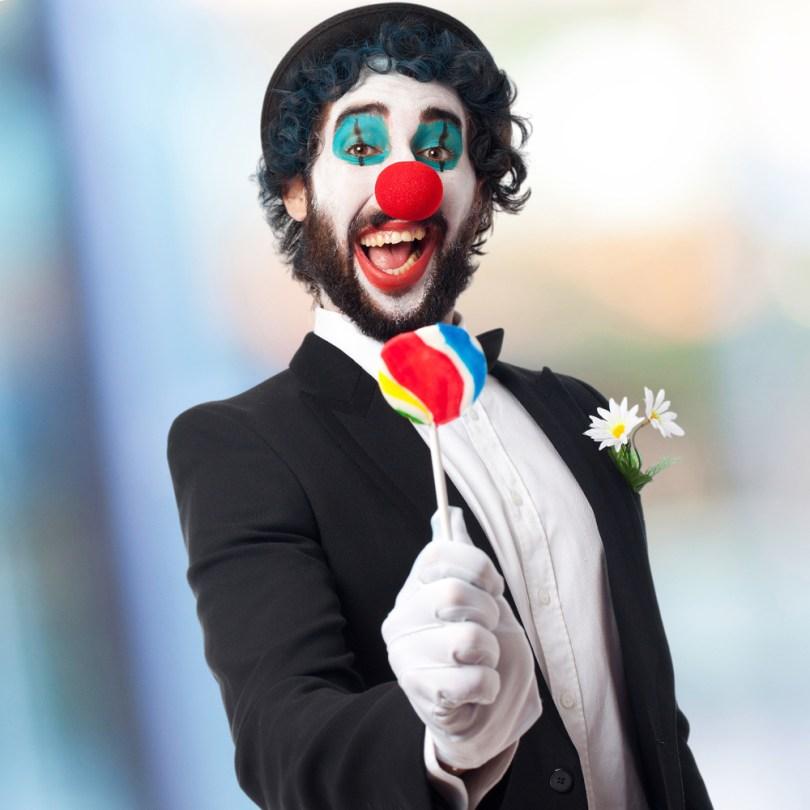 clown internet dating