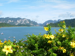 Khao Sok See Ausflug