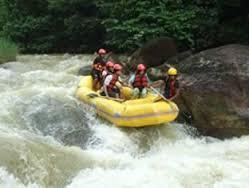 White Water Rafting - Khao Lak