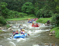 Whitewater Rafting Khao Lak