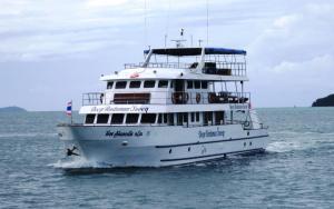 Tauchsafari nach Similan Islands mit Easy Day Khao Lak