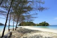 Paradise Koh Kam Tour - Twin Beaches