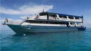 Similan Islands Diving Tour - Dive Boat