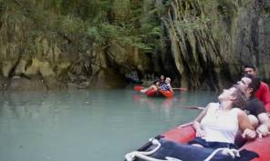 Khao Lak James Bond Island Tour - Canoeing in Phang Nga Bay