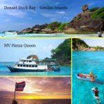 Snorkeling Similan Islands Overnight tour