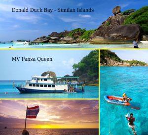 Schnorcheln Similan Island Übernachtung Ausflug