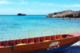 Khao Lak Bootstour - Der Strand