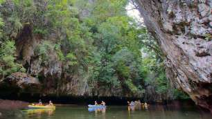 Hong Island Tour - Sea Canoe