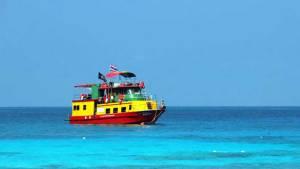 Snorkeling Liveaboard Thailand - MV Sawan
