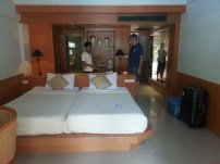 Deluxe Pool Access room at Patong Seaview Hotel